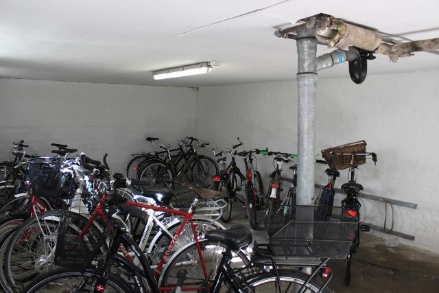 Cykelkælder